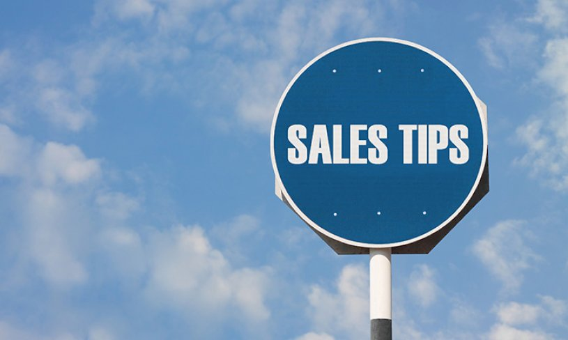 Sales Tips For Success