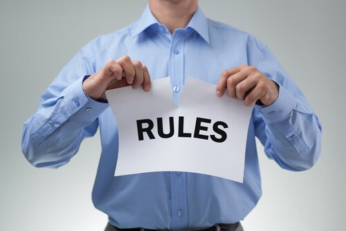 How letting staff break the rules can benefit customer experience