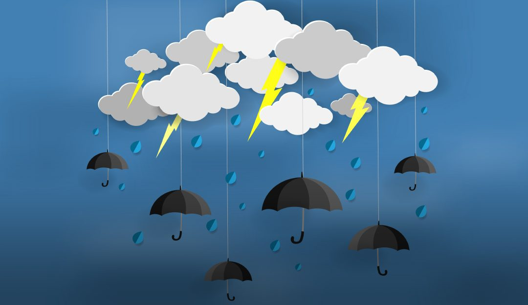 ☁ How Weather Affects Productivity ☁