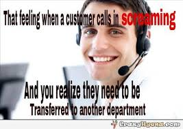 7 Things only a call centre worker will understand